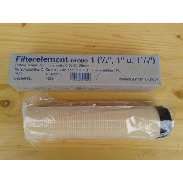 10994E Ersatzfilter R 3//4-11//4 BWT Ersatz Filterelement zu Schutzfilter D