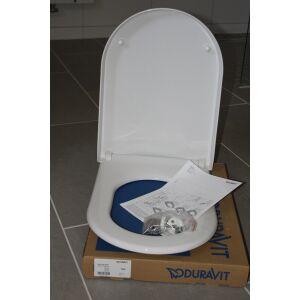 duravit starck 3 starck 2 darling new wc sitz mit absenkautomatik. Black Bedroom Furniture Sets. Home Design Ideas