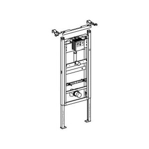 geberit duofix basic urinal universal element 130 cm insani24 badsh. Black Bedroom Furniture Sets. Home Design Ideas