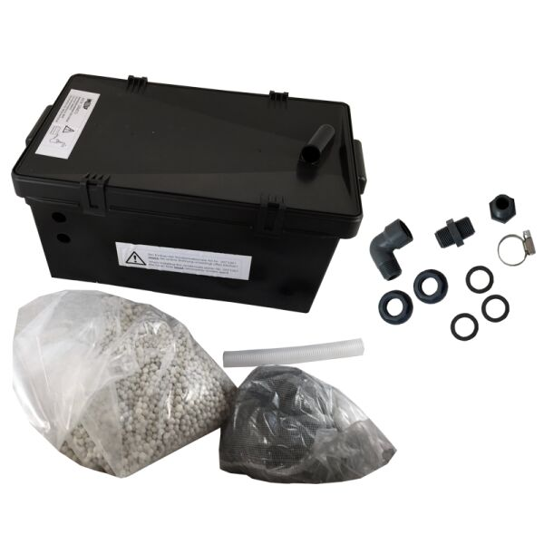 wolf zubeh rpaket neutralisationsbox f r cob 15 20 29 ins. Black Bedroom Furniture Sets. Home Design Ideas