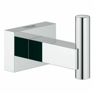 Grohe Essentials Cube Bademantelhaken Metall chrom