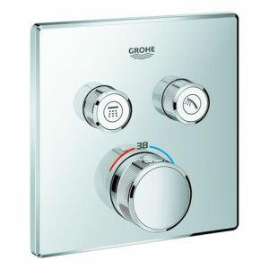 grohe grohtherm smartcontrol thermostat mit 2 absperrventilen insan. Black Bedroom Furniture Sets. Home Design Ideas