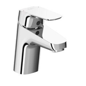 Ideal Standard Ceraflex Waschtisch Armatur (chrom), mit Ablaufgarnitu