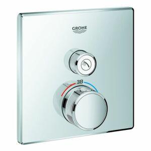 thermostat unterputz ohne umstellung insani24 badshop. Black Bedroom Furniture Sets. Home Design Ideas