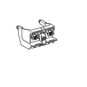 geberit lagerbock zu sigma up sp lkasten 12 cm up320. Black Bedroom Furniture Sets. Home Design Ideas