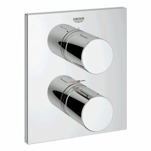 Grohe Grohtherm 3000 Brause-Thermostat Fertigset chrom