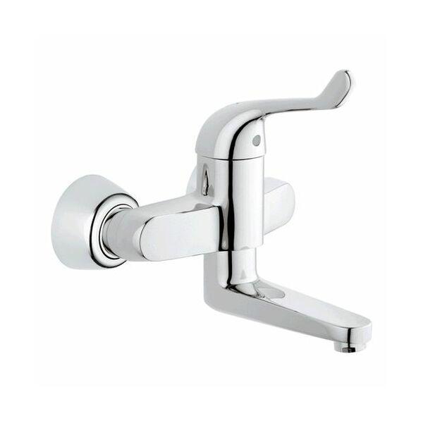 grohe euroeco special waschtisch sicherheits armatur 200mm chrom in. Black Bedroom Furniture Sets. Home Design Ideas