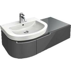 Hervorragend Villeroy & Boch Subway 2.0 Waschtischunterschrank glossy white - insa RM59